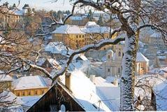 Wintertime Foto de Stock Royalty Free