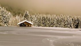 wintertime Royaltyfria Foton