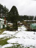 wintertime Стоковое Изображение RF
