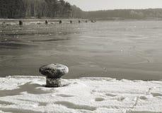 Wintertime fotografia de stock royalty free