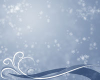 Wintertime abstract background Royalty Free Stock Image