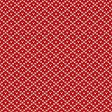 Winterurlaub-nahtloses gestricktes Muster Lizenzfreie Stockfotografie