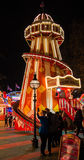 Winterville - A Christmas Village in Victoria Park Royalty Free Stock Image