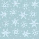 Winterweihnachtsnahtloser Hintergrund Lizenzfreies Stockbild