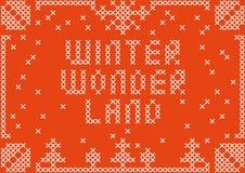 Winterwonderland Stock Photo