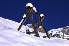 Winterwonderland Imagem de Stock