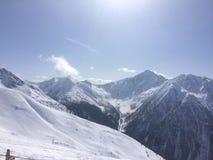 Winterwonderland. Austria Tirol fun Friends Stock Photography