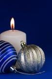 Wintery Decorations Royalty Free Stock Photos