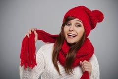 Winterzeit Lizenzfreie Stockfotos