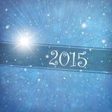 Winterzeit 2015 Stockbild