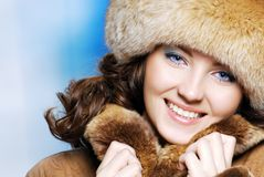 Wintry concept Royalty Free Stock Image