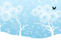 Wintry Day Royalty Free Stock Images