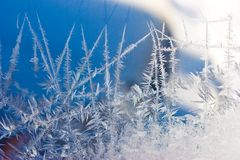 Wintry design Royalty Free Stock Photo