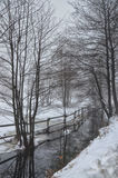 Wintry Scenery-1 Royalty Free Stock Photos