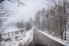 Wintry Scenery-4 Royalty Free Stock Images