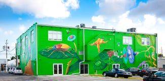 Winwood, Miami, EUA Foto de Stock
