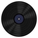 Winylowy rejestr 33 RPM Zdjęcie Royalty Free