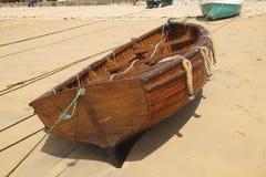 Wioślarska łódź Fotografia Royalty Free