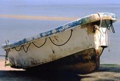 wiosłować łodzi zdjęcie stock