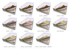 625 wiosen materac ustawiających ilustracji