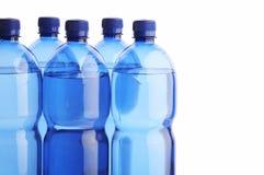 wiosenne butelkę wody Obraz Royalty Free