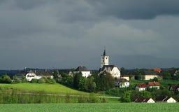wioska Obrazy Stock