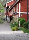 wioska Zdjęcia Stock