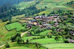 wioska Zdjęcie Royalty Free