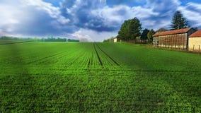 1807 1885 wioska autentyczny budynków wieka miasta zatoczki daty gospodarstwa rolnego historii hodge domu Kansas utrzymanie lokal Zdjęcia Stock