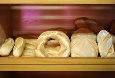 Wioska chleb, Castilla los angeles Mancha, Hiszpania Zdjęcie Stock