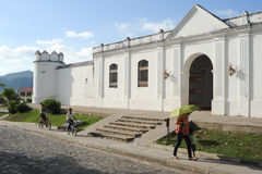 Wioska Copan ruinas Obraz Stock