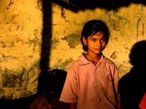 wioska dziewczyny zdjęcie royalty free