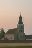 wioska kościelna Obrazy Stock