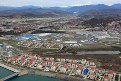 Wioska olimpijska Zdjęcie Stock