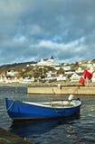 Wioska rybacka Molle w Szwecja obrazy stock