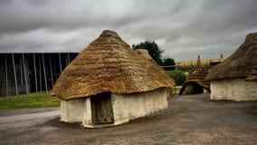 Wioska - Stonehenge, Anglia Zdjęcia Stock