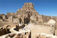 Wioska Thula na Jemen Fotografia Royalty Free