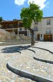 Wioska w Hiszpania zdjęcia royalty free