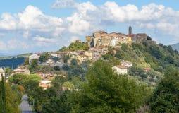 wioska włoskiej Obrazy Royalty Free