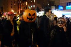 2014 wioski Halloweenowa parada 25 Zdjęcia Royalty Free