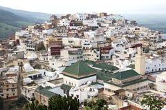 wioski Morocco Africa historia i pole Zdjęcie Royalty Free