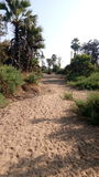 Wioski Naturalna lokacja Zdjęcia Stock