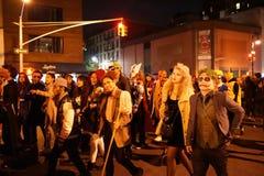 2015 wioski parady Halloweenowa część 3 53 Obrazy Royalty Free
