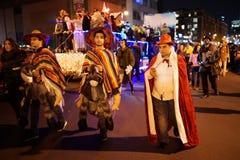 2015 wioski parady Halloweenowa część 3 66 Zdjęcia Royalty Free