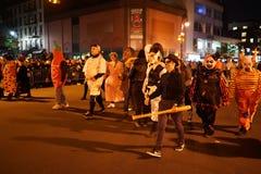 2015 wioski parady Halloweenowa część 3 77 Fotografia Stock