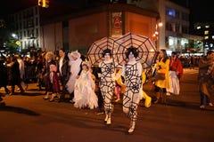 2015 wioski parady Halloweenowa część 3 79 Zdjęcia Stock
