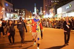 2015 wioski parady Halloweenowa część 3 96 Zdjęcia Royalty Free