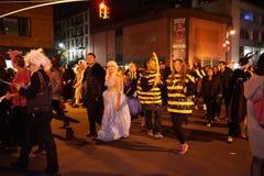 2015 wioski parady Halloweenowa część 4 3 Zdjęcia Stock