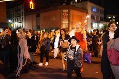 2015 wioski parady Halloweenowa część 4 11 Zdjęcie Stock