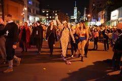 2015 wioski parady Halloweenowa część 4 19 Zdjęcia Royalty Free